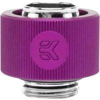 EK ACF Fitting   10 16 mm  Purple  Purple