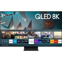 "Samsung QE82Q800TATXXU 82"" Smart 8K HDR QLED TV with Bixby, Alexa & Google Assistant"