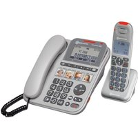 Click to view product details and reviews for Amplicomms Powertel 2880 Corded Phone Cordless Extension Handset.