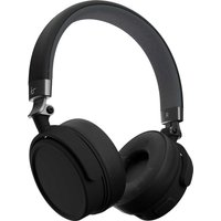 Kitsound Accent 60 KSACC60BK Wireless Bluetooth Headphones - Black, Black