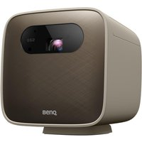 BENQ GS2 Smart HD Ready Portable Projector, White