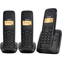 GIGASET A120 Cordless Phone - Triple Handsets
