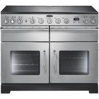 RANGEMASTER  Excel 110 Electric Induction Range Cooker - Stainless Steel, Stainless Steel