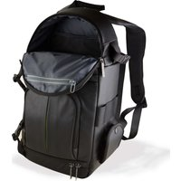 SANDSTROM SWCAMBP16 DSLR Camera Backpack - Black, Black
