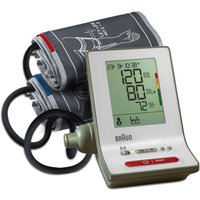 Braun Exactfit 3 Bp6000 Upper Arm Blood Pressure Monitor, Braun