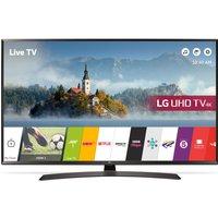 "55""  LG 55UJ634V  Smart 4K Ultra HD HDR LED TV, Gold"