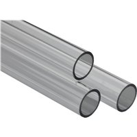 CORSAIR Hydro X Series XT Hardline 12 mm Tube   Clear  Pack of 3