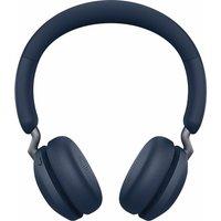 JABRA 45h Wireless Bluetooth Headphones - Navy, Navy