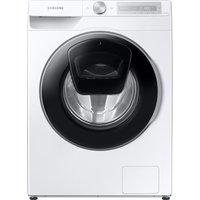 SAMSUNG AddWash Auto Dose WW10T684DLH/S1 WiFi-enabled 10.5 kg 1400 Spin Washing Machine - White, White.