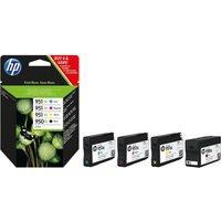 Hp 950xl/951 Xl Cyan, Magenta, Yellow & Black Ink Cartridges - Multipack, Cyan