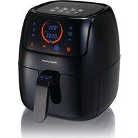 MORPHY RICHARDS 480002 Health Fryer - Black, Black