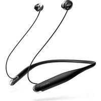 PHILIPS SHB4205BK Wireless Bluetooth Headphones - Black, Black