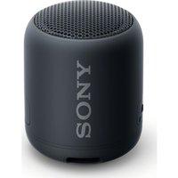 Image of SONY EXTRA BASS SRS-XB12 Portable Bluetooth Speaker - Black, Black
