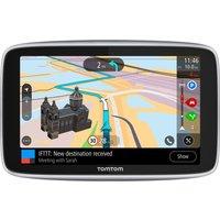 """TOMTOM Go Premium 5"""" Sat Nav - Worldwide Maps"""