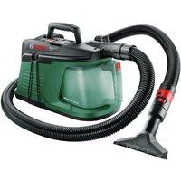 BOSCH EasyVac 3 Handheld Vacuum Cleaner - Black & Green, Black