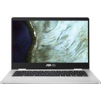 "Asus C423 14"" Chromebook - IntelCeleron, 64GB eMMC"