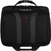 "WENGER Granada 17"" Laptop Case - Black & Grey, Black"