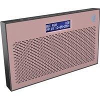 MAJORITY Histon II Portable DABﱓ Radio - Pink, Pink