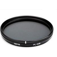 HOYA Circular Polarising Lens Filter - 58 mm, Blue