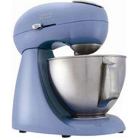 KENWOOD MX317 Patissier Food Mixer - Blue, Blue