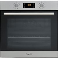 HOTPOINT SA2544CIX Electric Single Oven - Stainless Steel, Stainless Steel