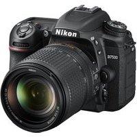 NIKON D7500 DSLR Camera with DX 18-140 mm f/3.5-5.6G ED VR Lens