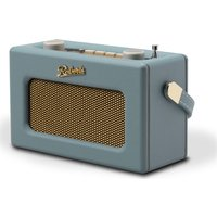 Click to view product details and reviews for Roberts Revival Uno Retro Portable Clock Radio Duck Egg.
