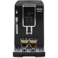 DELONGHI Dinamica ECAM 350.15B Bean to Cup Coffee Machine - Black, Black