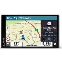 'Garmin Drivesmart 65 Mt-s 6.9¿ Sat Nav With Amazon Alexa - Full Europe Maps