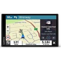 "GARMIN DriveSmart 65 MT-S 6.9"" Sat Nav with Amazon Alexa - Full Europe Maps"