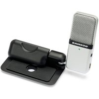 SAMSON Go Mic USB Microphone - Silver, Silver