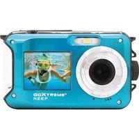 GOXTREME Reef 20154 Tough Compact Camera - Blue, Blue