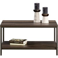 TEKNIK Industrial Coffee Table - Smoked Oak.