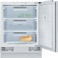 NEFF  G4344X7GB Integrated Undercounter Freezer, White