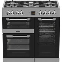 LEISURE Cuisinemaster CS90F530X Dual Fuel Range Cooker - Stainless Steel