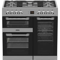 LEISURE Cuisinemaster CS90F530X Dual Fuel Range Cooker - Stainless Steel, Stainless Steel