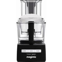 MAGIMIX BlenderMix 3200XL Food Processor - Black, Black