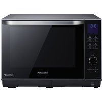 PANASONIC NN-DS596BBPQ Combination Microwave - Black, Black