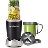 NUTRIBULLET 600 8-piece Blender - Black, Black