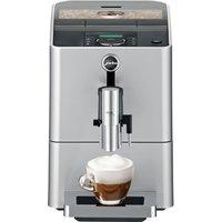 JURA Micro 90 Bean to Cup Coffee Machine - Silver, Silver