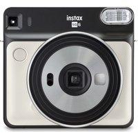 INSTAX SQ6 Instant Camera - White, White