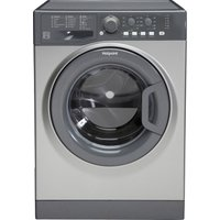 Hotpoint Fml 842 G UK 8 Kg 1400 Spin Washing Machine - Graphite, Graphite