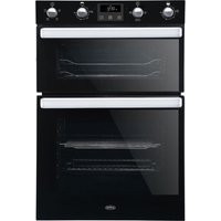 Click to view product details and reviews for Belling Bi902fp Electric Double Oven Black Black.
