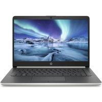 """HP 14-dk0599sa 14"""" AMD Ryzen 3 Laptop - 128 GB SSD, Silver,"""