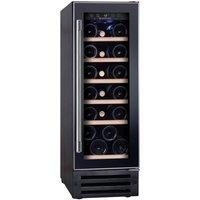 HOOVER HWCB 30 Wine Cooler - Black, Black