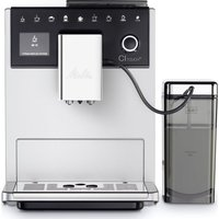 MELITTA CI Touch F630-101 Bean to Cup Coffee Machine - Silver, Silver