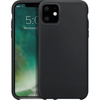 iPhone 11 Silicone Case - Black, Black