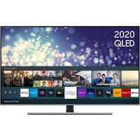 """55"""" SAMSUNG QE55Q75TATXXU Smart 4K Ultra HD HDR QLED TV with Bixby, Alexa & Google Assistant"""