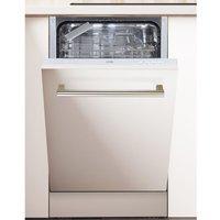 LOGIK LID45W20 Slimline Fully Integrated Dishwasher