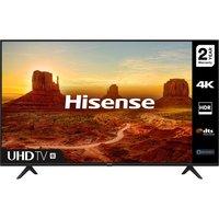 "50"" HISENSE 50A7100FTUK Smart 4K Ultra HD HDR LED TV with Amazon Alexa"
